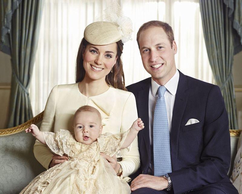 Royal Baby Portraits