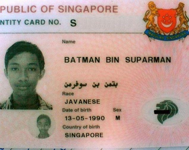 Internet Superhero Batman bin Suparman Jailed for Villainous Crimes