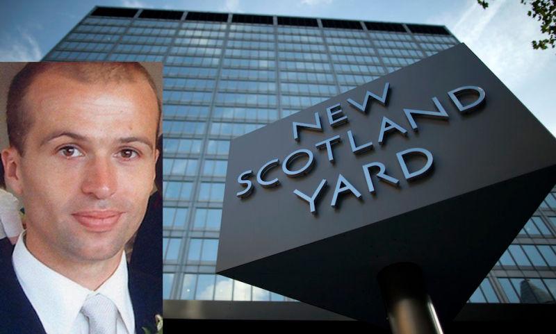 MI6 Spy in a bag Gareth Williams probably locked himself