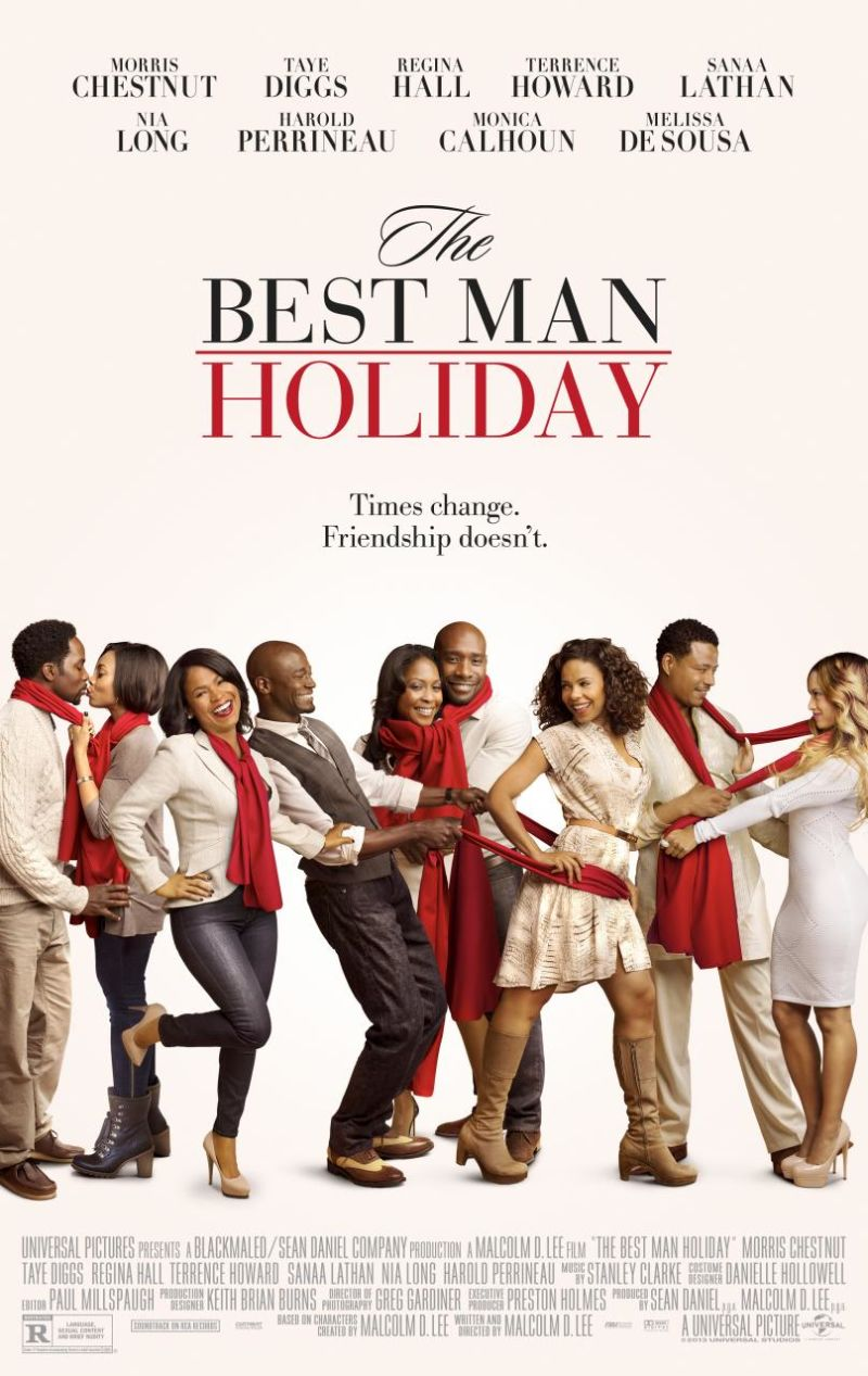 Is It Insane to Weep Through <em>The Best Man Holiday</em>?: A ...