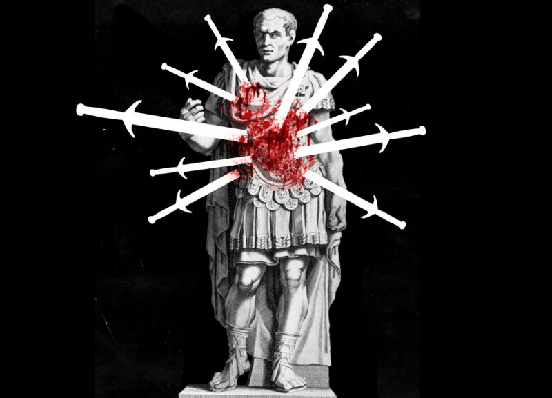 julius caesar and other assassinations Hail, caesar why was julius caesar killed, was he married to cleopatra, why and when did he invade britain and what is he most well known for.