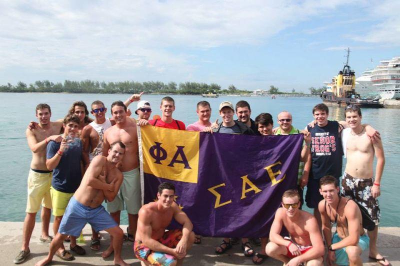 Fraternity Hazing