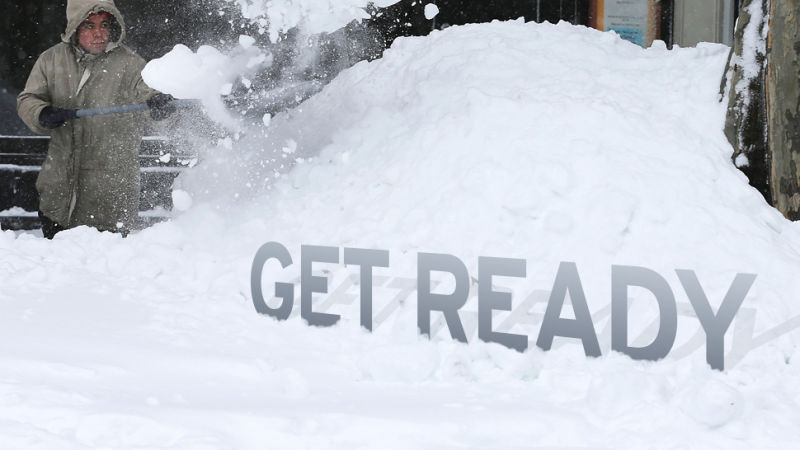 Kinder Garden: What You Need To Know About The Giant Snowstorm Hitting