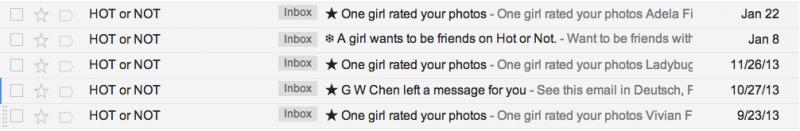 sexy girls email address
