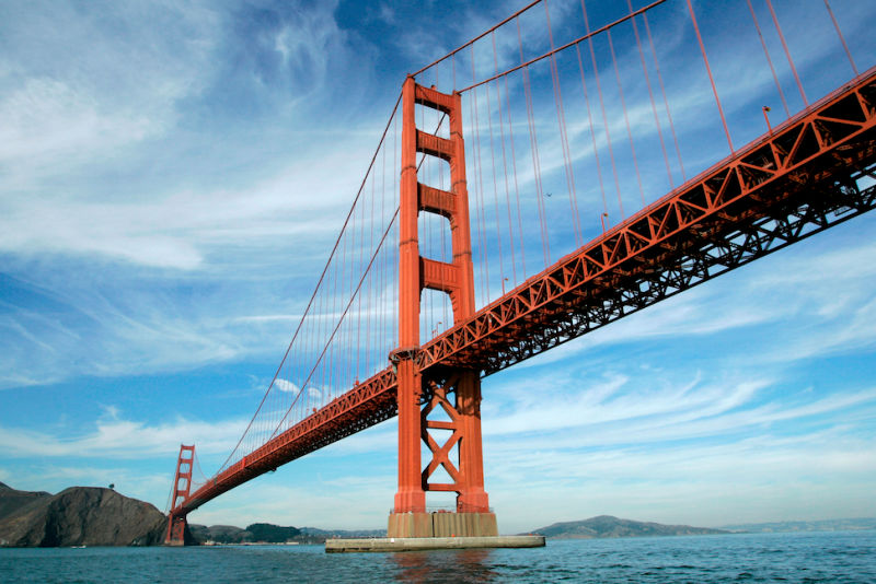 Golden Gate Bridge to Become Suicide-Proof With $76 Million Steel Net