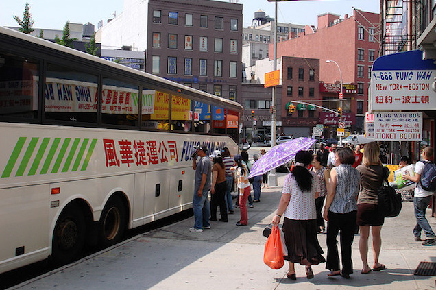 By the Numbers: Fung Wah's 'Chinatown' Buses - Bloomberg