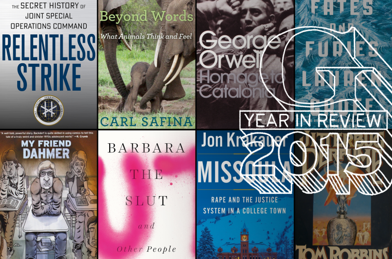 The Best Things We Read in 2015