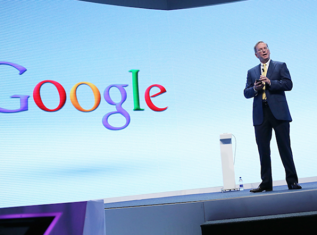 Google's Mega-Hypocrite Says His Privacy Is More Important than Yours