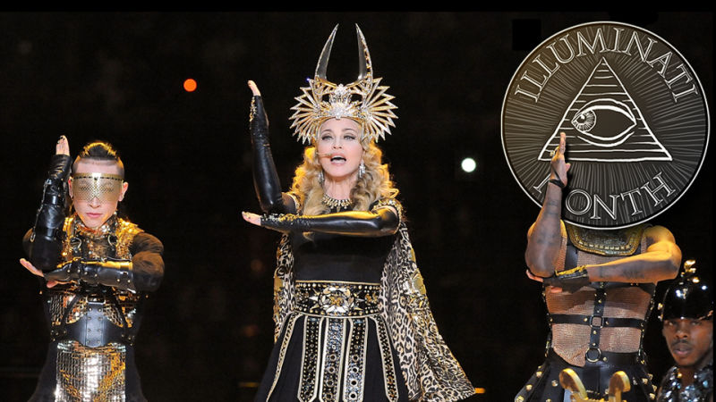 Is Madonna The Kabbalistic Queen Of The New World Order