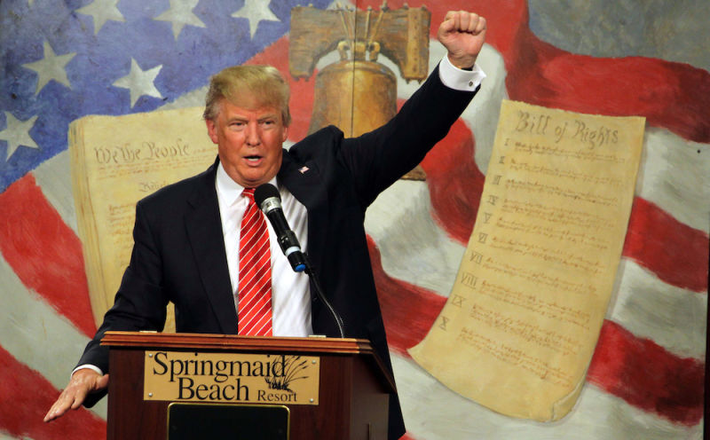 Welcome to the donald trump mlk day speech disaster liveblog for Donald trump favorite books