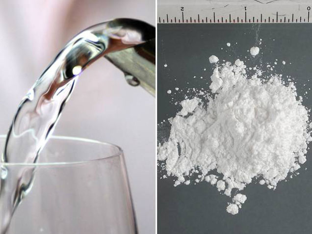 Brits Snort So Much Coke That It's Contaminated the Water Supply