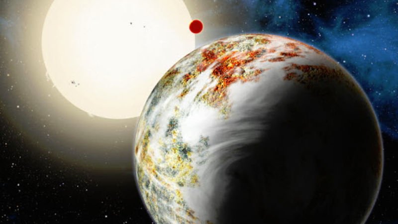"""Astronomers Discover New """"Mega-Earth"""" In Distant Constellation"""