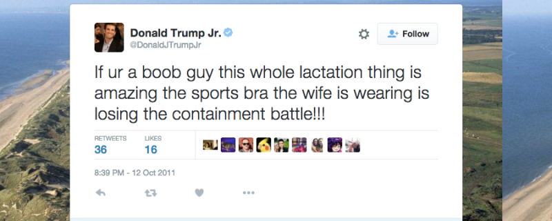 Image result for donald trump jr. tweets