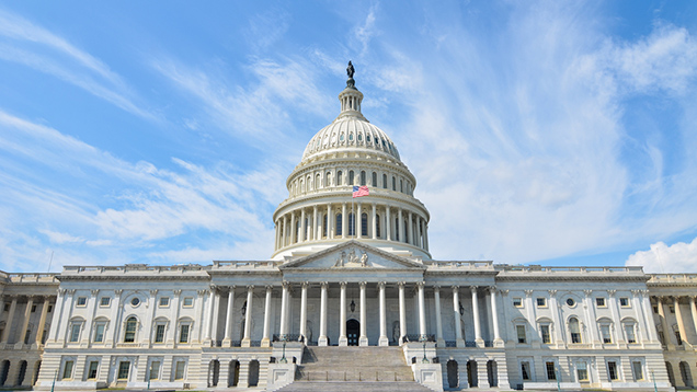 Man Shoots Self on Steps of Capitol Building