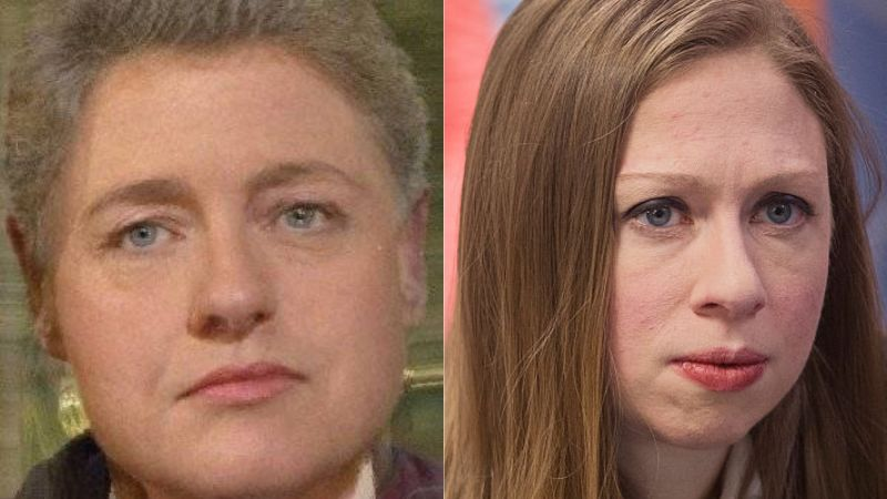Oh Law Firm >> Is This Chelsea Clinton's Real Father?
