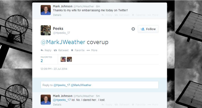 Ohio Weatherman Tweets Shirtless Selfie, Blames His Wife
