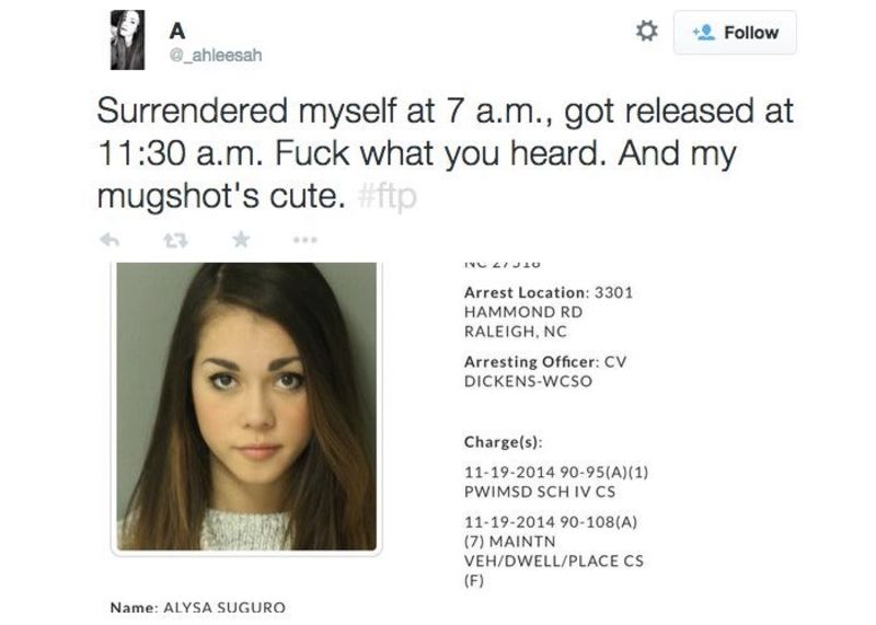 Image result for hot girl mug shots