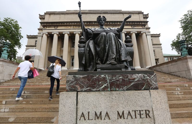 What should i do to get accepted to NYU and/or Columbia University Law School?