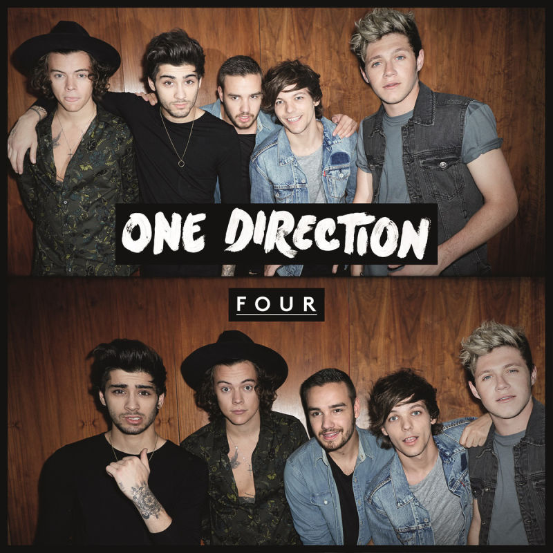 The Dumb Faces of One Direction's <i>Four</i>, Ranked