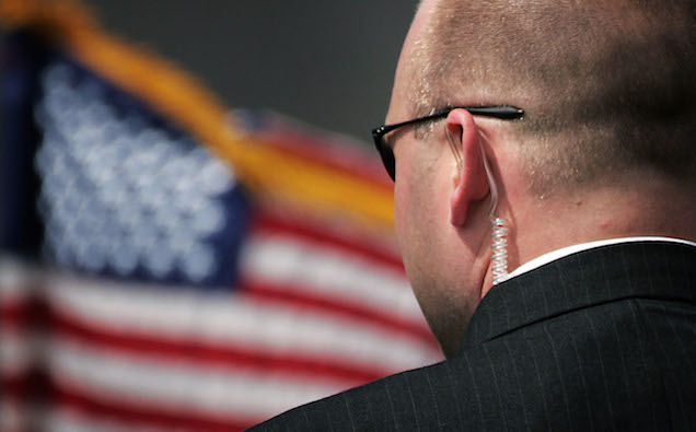 Secret Service Officer Arrested for Breaking Into Ex's Apartment: Cops