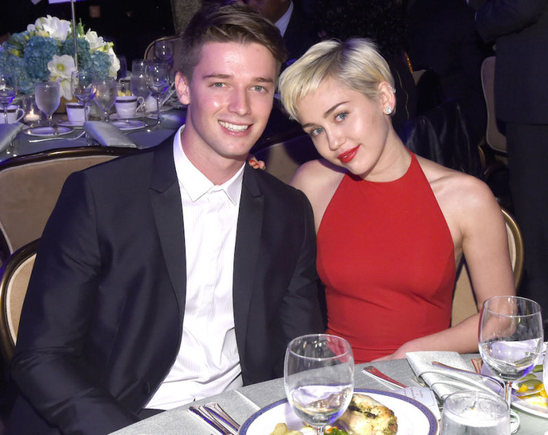 Miley Cyrus' Boyfriend Spotted Cheating On Her With Some Rando