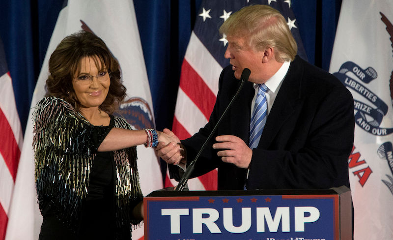 Did Sarah Palin Get In A Car Accident