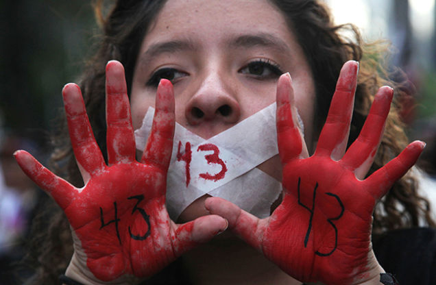 mexican police detain suspect in disappearance of 43 students