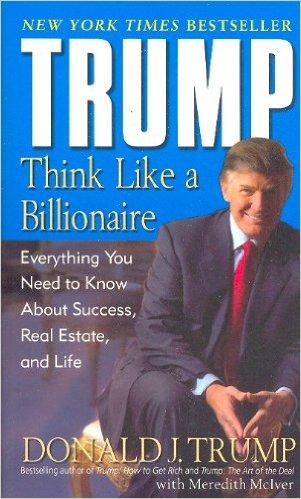 How many books has trump written