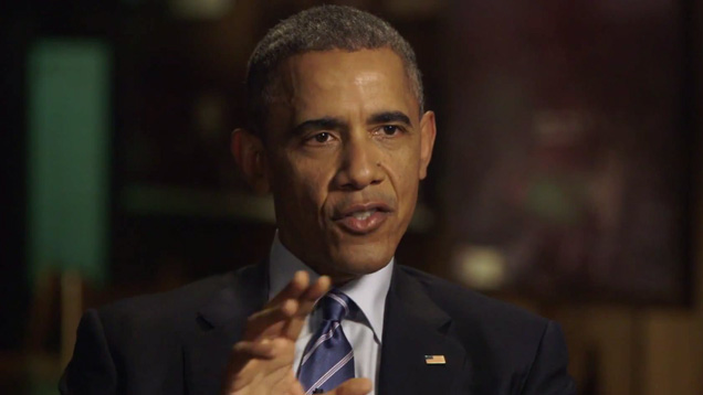 Obama Thinks You Kids Need to Cool It With the Weed Legalization Stuff