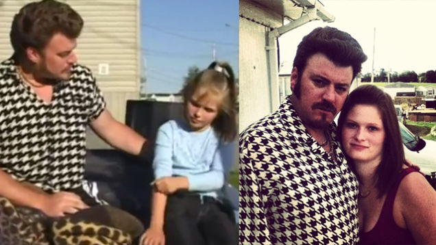 Seven Years Later I Trailer Park Boys I Still Wild As Hell Jeanna harrison (born october 26, 1992) is the actress who plays lucy and ricky's daughter trinity on the show. morning after gawker