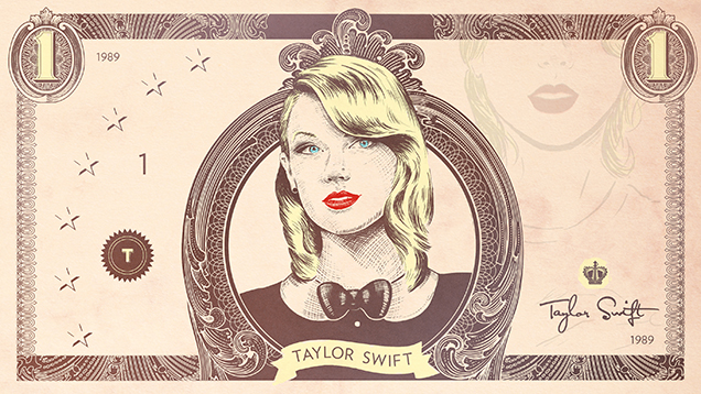 Taylor Swift Has No Concept Of Money
