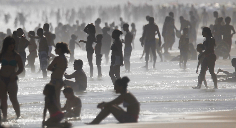 Study Suggests the Fun Part of Global Warming Will End Soon