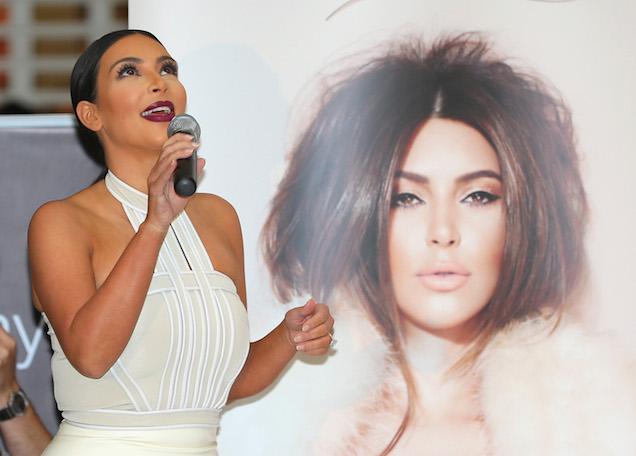 Don't Hate Kim Kardashian. She's Just a Butt.