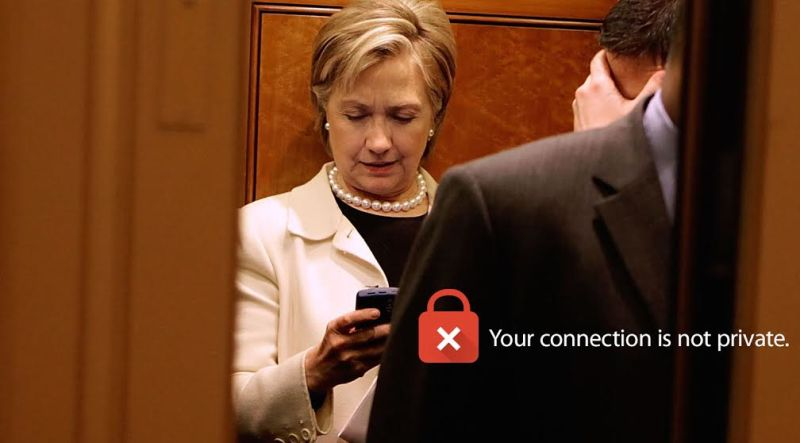 Marvelous When Hillary Clinton Ditched Government Email In Favor Of A Secret,  Personal Address, It Wasnu0027t Just An Affront To Obamau0027s Vaunted Transparency  ...