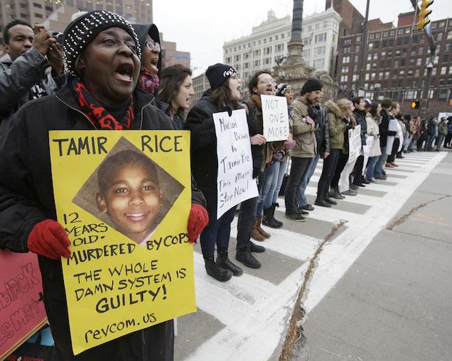 Tamir Rice's Death Ruled a Homicide