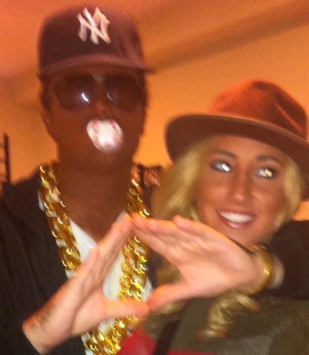 Generic Blackface  sc 1 st  Gawker & A Childu0027s Treasury of This Yearu0027s Most Offensive Halloween Costumes