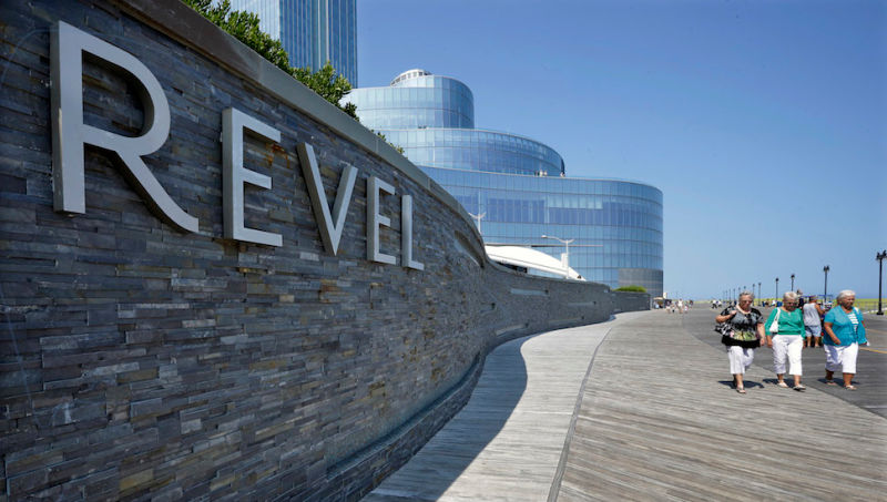 The Revel Hotel and Casino—better known as the Jersey Shore's last,  desperate attempt to hide its stale cigarette smell with a spritz of  cloying eau de ...