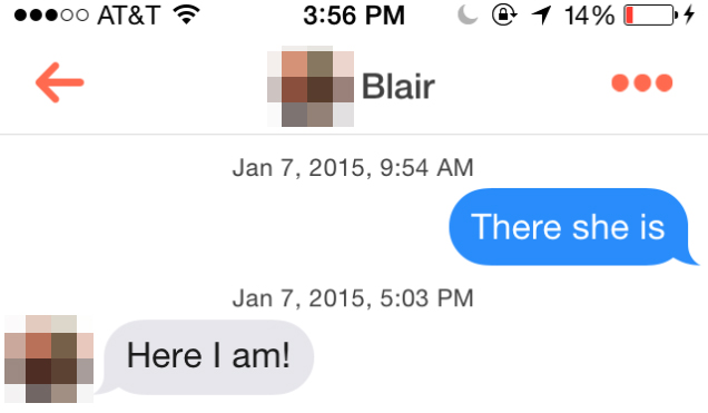 The Only Tinder Opening Line You Need