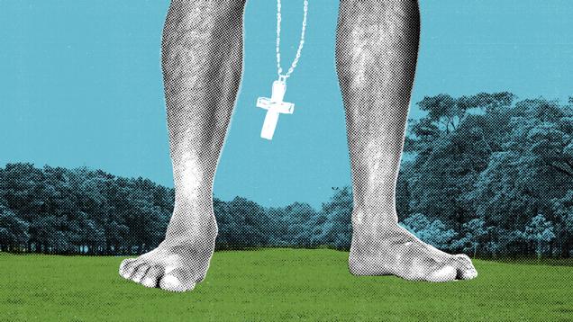 Nudist christian church