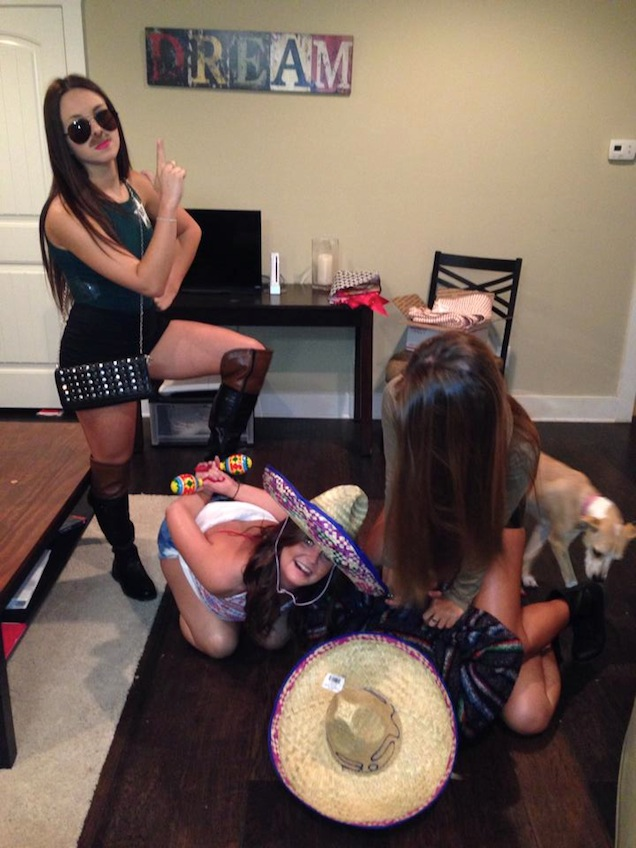 Racist College Party Season Is Here: Send Us Your Pics
