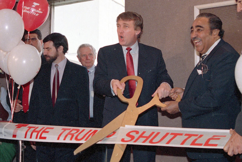 A Complete List of Donald Trump's Business Disasters