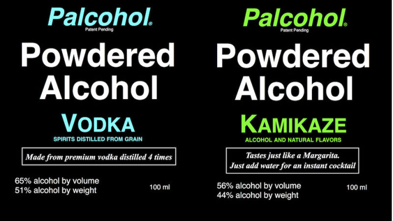 Powdered Alcohol, Coming to a Liquor Store Near You