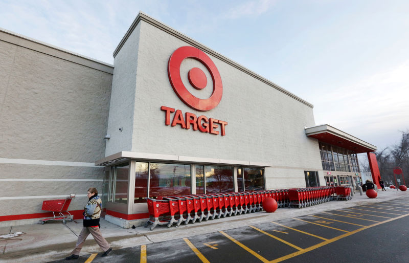 target s unofficial slogan expect more work get paid less