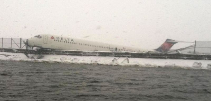 The Crash of Delta 1086 Is Exactly Why Airlines Cancel