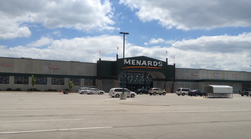 What is Menards?