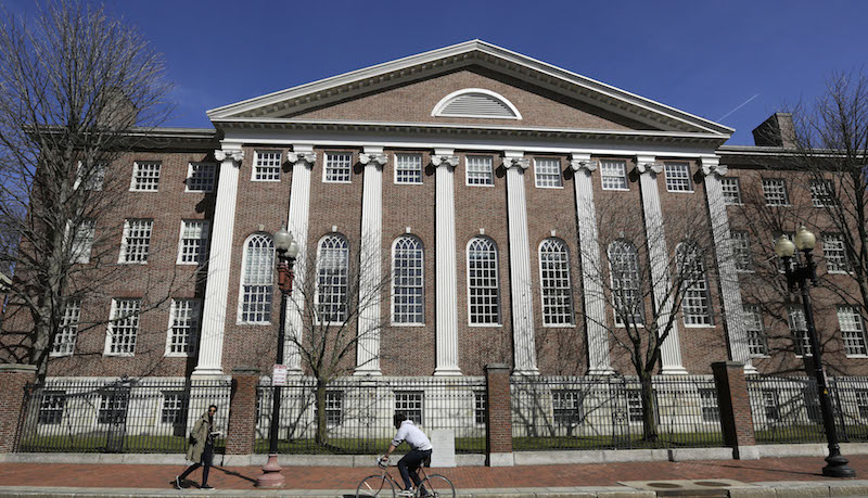 Men's-Only Harvard Club Says Barring Women Protects Them From Inevitable: Getting Raped