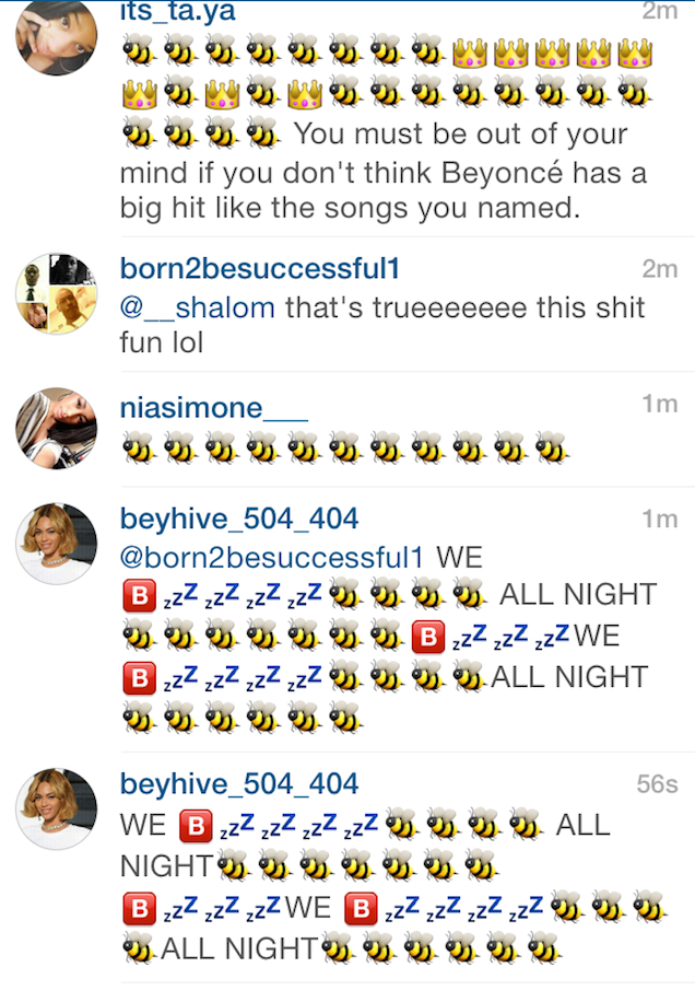 The Beyhive Has Swarmed Kid Rock's Instagram and It May