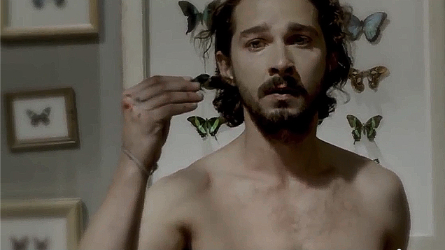 Was Shia LaBeouf's Erratic Behavior an MK-ULTRA Programming