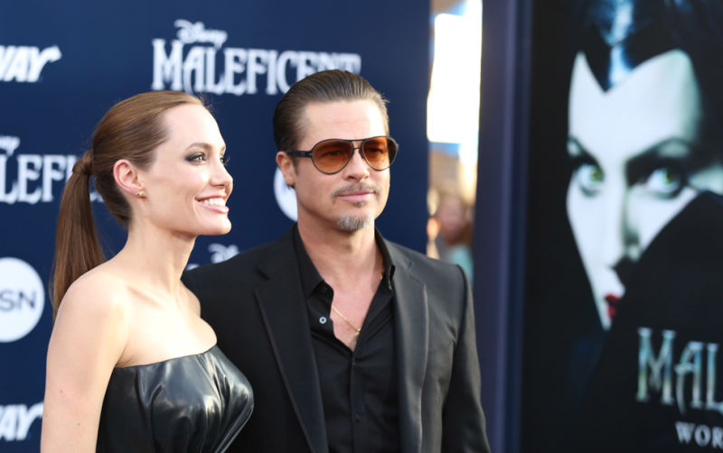 """Prankster"" Punches Brad Pitt in the Face at <i>Maleficent</i> Premiere"