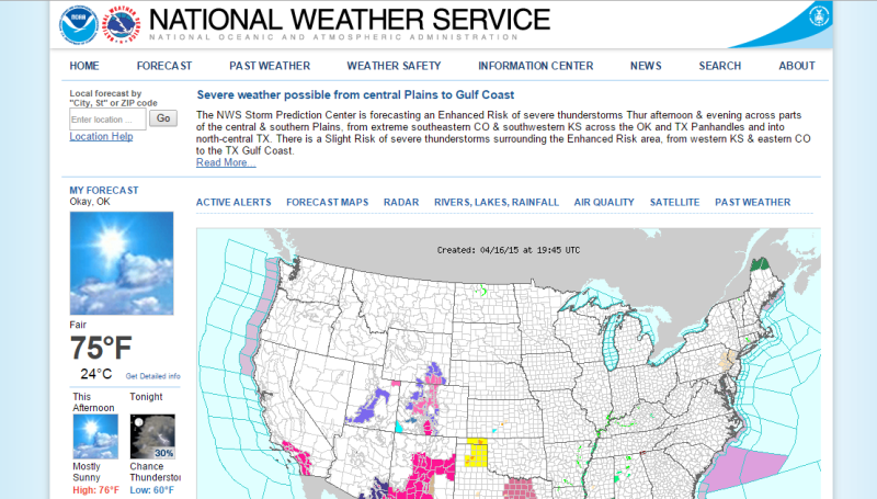 Here Are the Best Websites and Apps You Can Use to Track the Weather